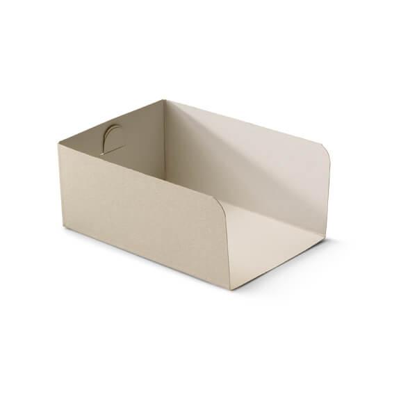 Zakschuiver karton half pond
