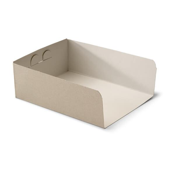 Zakschuiver karton één pond