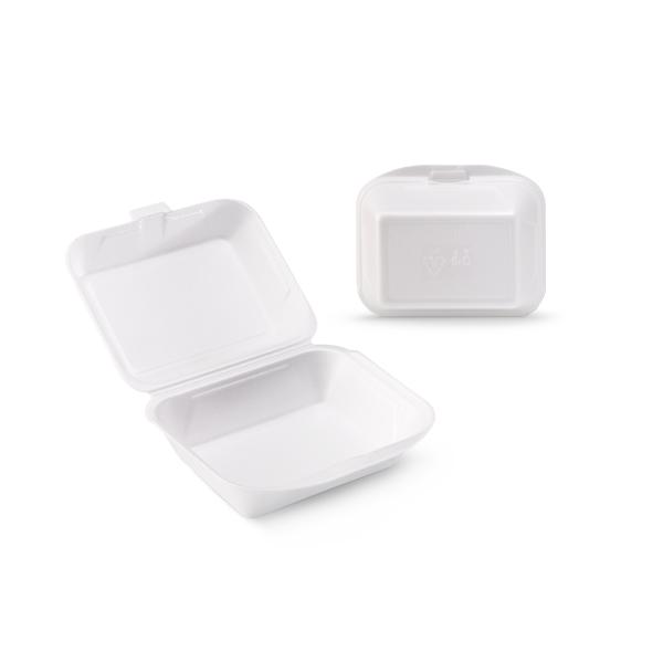 Witte foam lunch box