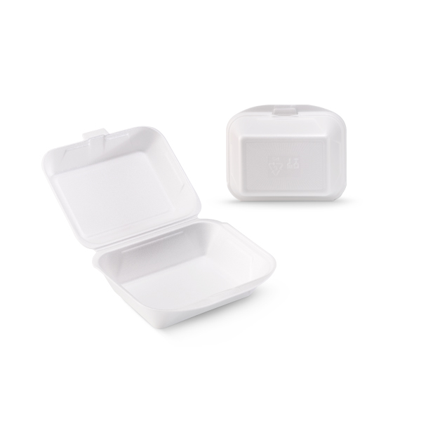 Witte foam lunch box
