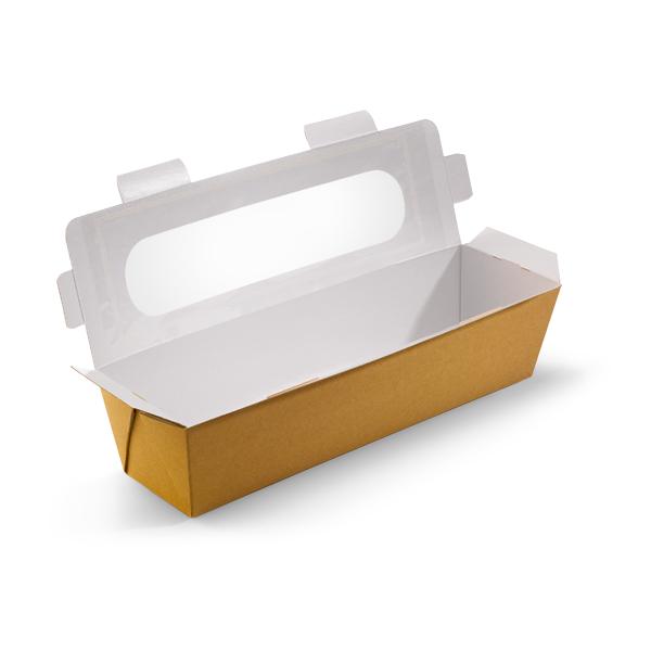 Broodjes verpakking