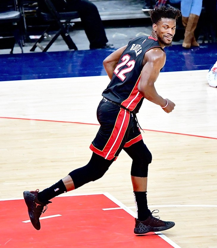 Jimmy Butler, NBA Playoffs