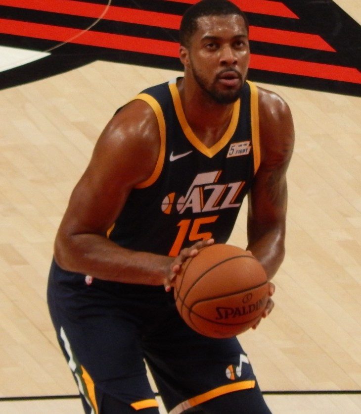 Utah Jazz, Free Agency, Derrick Favors