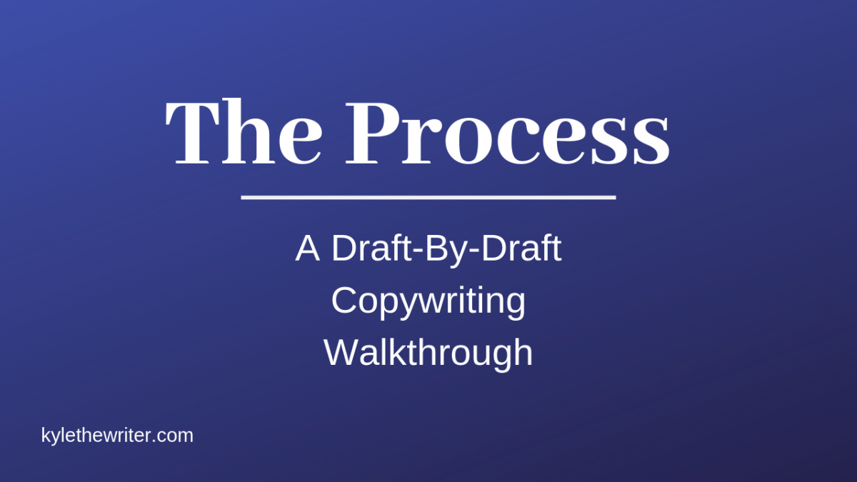 Kyle – The Process