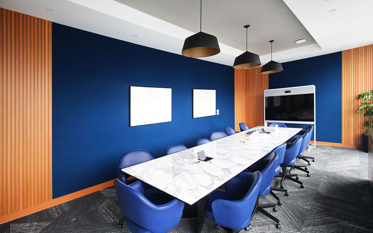 Banf Of America Conference Room