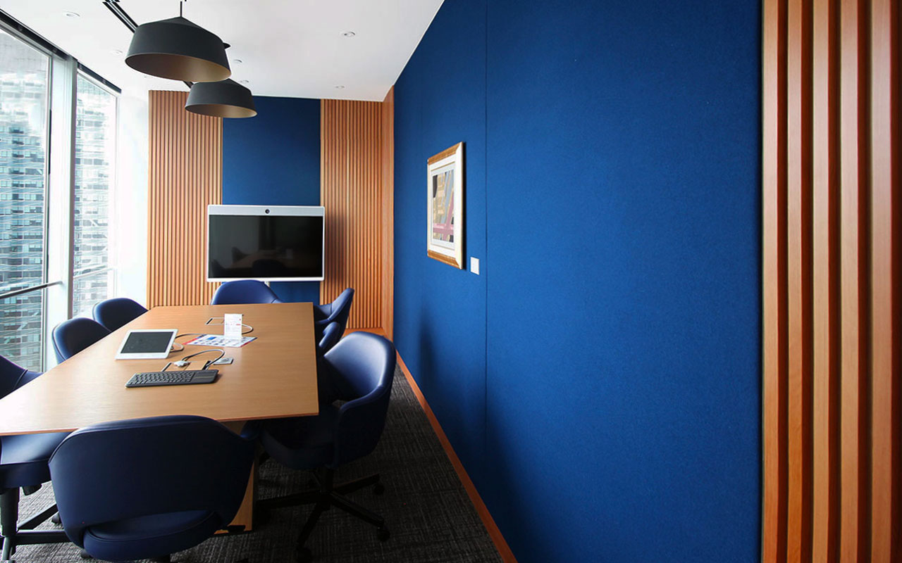 Banf Of America Small Conference Room