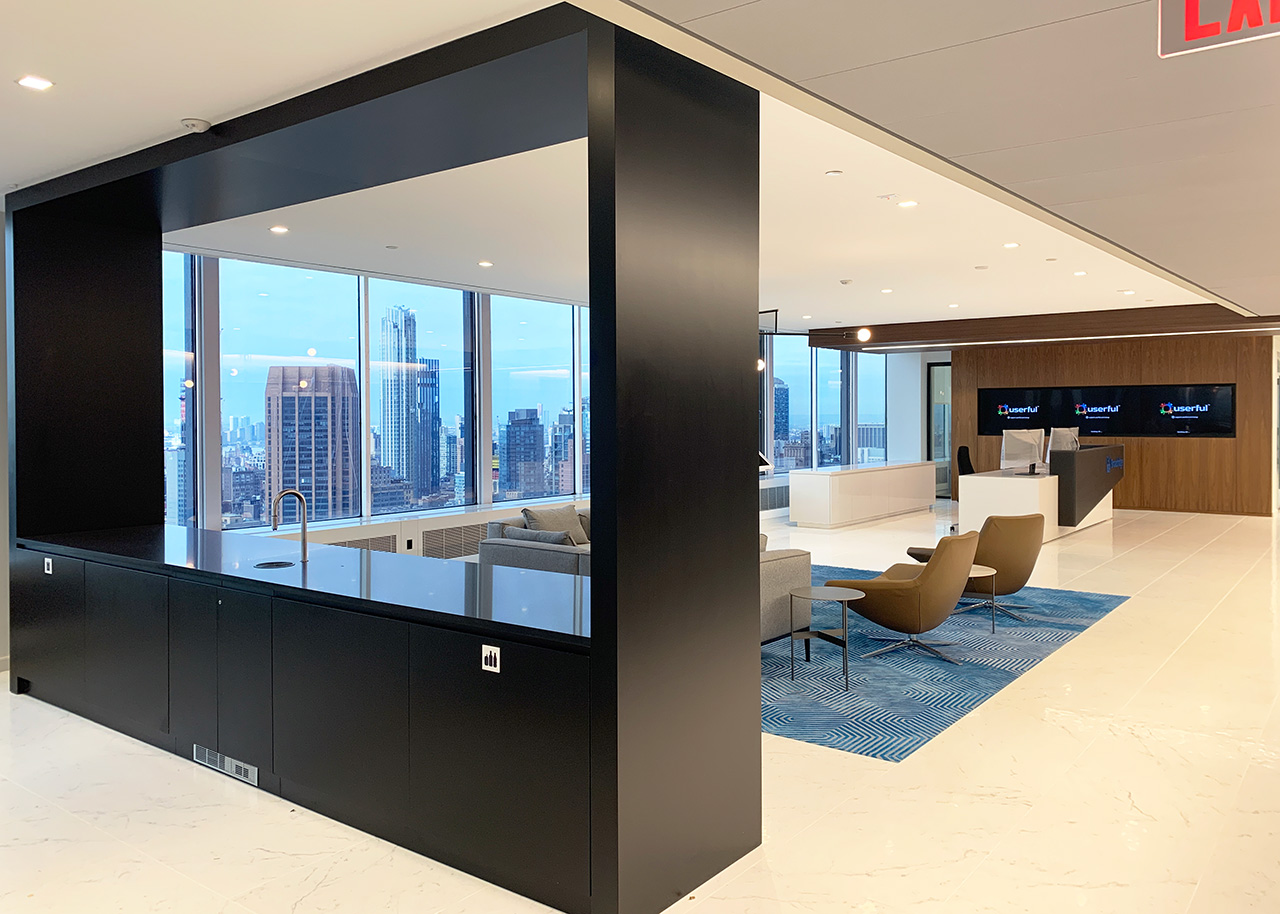 Broadridge Financial, Arch Cabinet