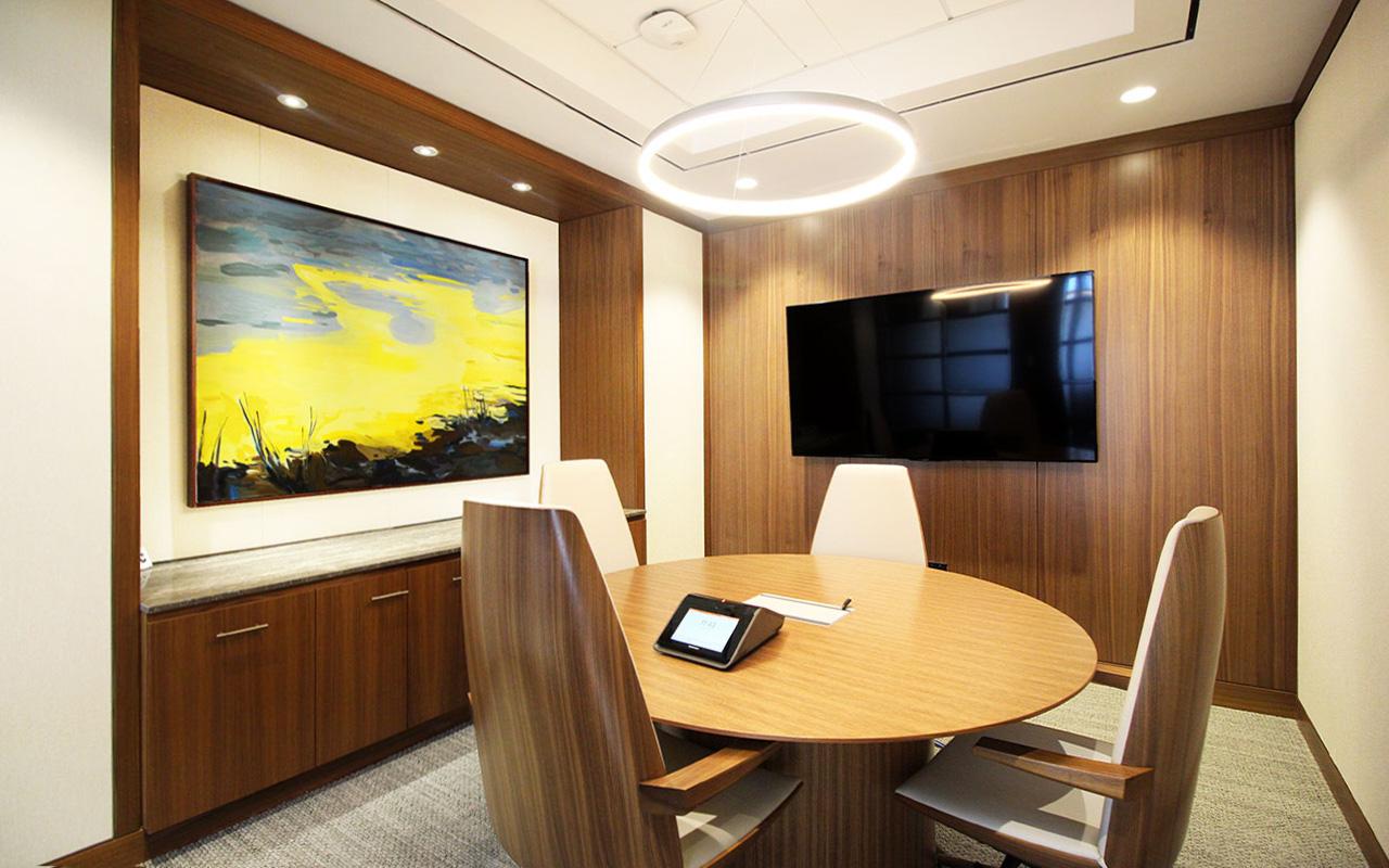 Wells Fargo Focus Room
