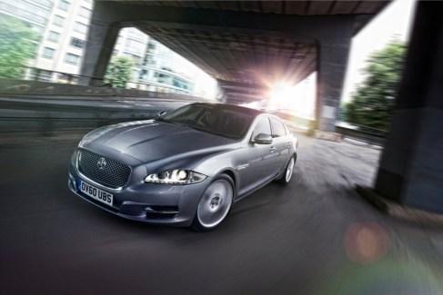 Jaguar XJ MY 2012
