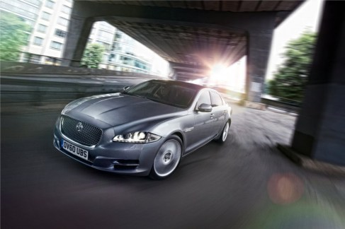 Jaguar XJ MY 2012