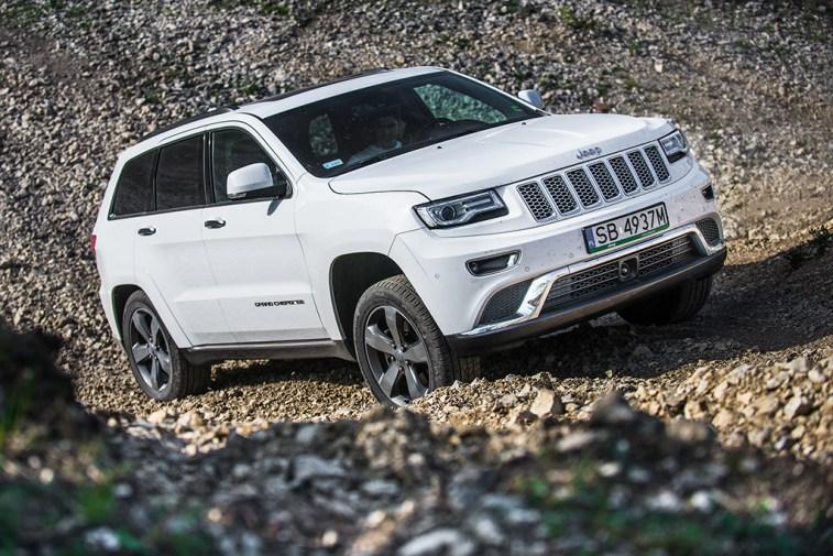 Jeep Gran Cherokee już niebawem wjeżdża na PremiumMoto.pl