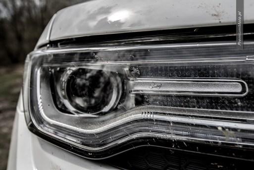 Biksenonowe reflektory adaptacyjne w standardzie