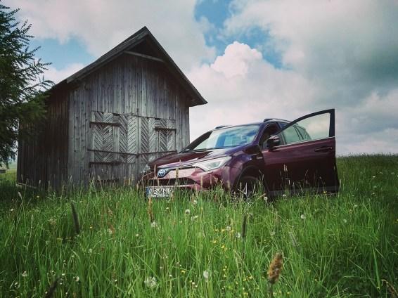 Toyota RAV4 hybrid vs Mazda CX-5 diesel