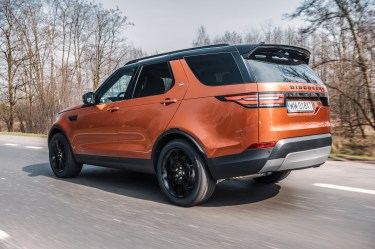 Nowy Land Rover Discovery (2017)
