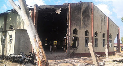 Killing of Christians in Northern part of Nigeria