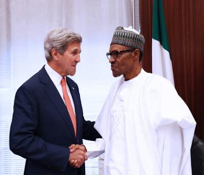 John Kerry Visits Nigeria