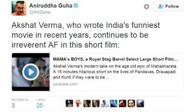 Mama's Boys: An irreverent take on India's Mahabharat