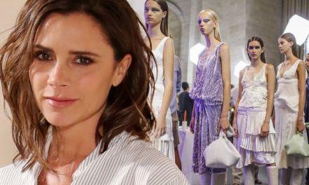 Photos: Victoria Beckham Stuns In New York Fashion Week