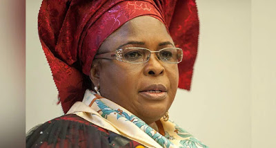 EFCC battles with Patience Jonathan