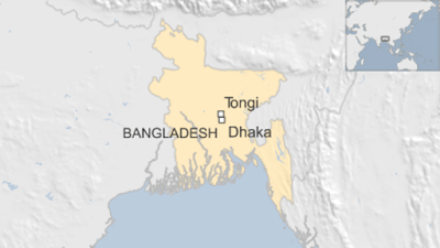 Bangladesh factory fire: At least 15 killed in Tongi