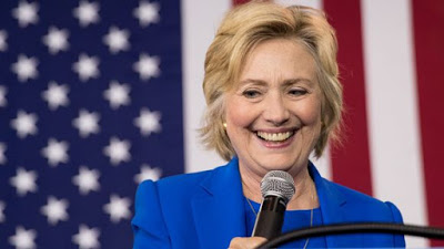 Hillary back on campaign trail