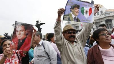 FINAL EXIT: Mexico bids farewell to music legend Juan Gabriel