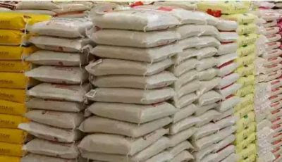 99% Smuggled rice not fit for consumption – Customs boss warns Nigerians