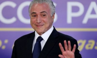 Breaking: Brazil's President survives corruption vote