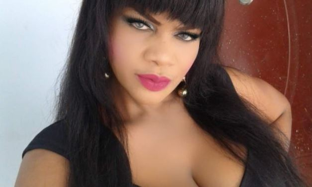 How my big breast caused an accident In Lagos – Actress, Mimi Ozakpolor