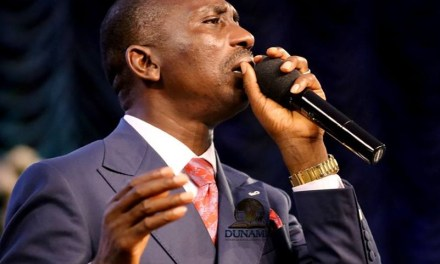 Watch Live: Testimony & Thanksgiving Service 27th May 2018 with Dr Paul Enenche