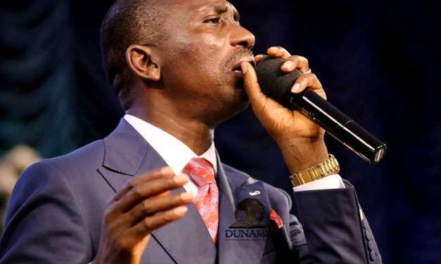 LIVE: Testimony Explosion Service with Dr Paul Enenche