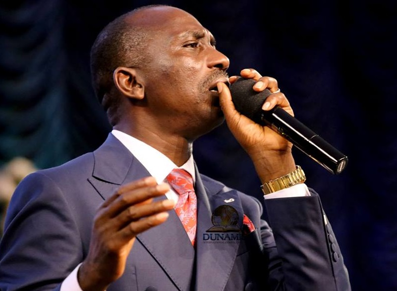 The Power of the Blessing by Dr. Paul Enenche