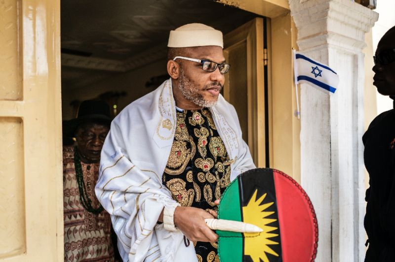 Why Saturday election may not hold, Nnamdi Kanu reveals