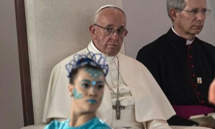 Pope Francis addresses violence against women