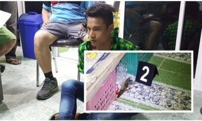 Crime Updates - Husband stabs his estranged wife to death in front of horrified shoppers