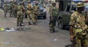 Soldiers deployed as Hausa youths protest in Benue