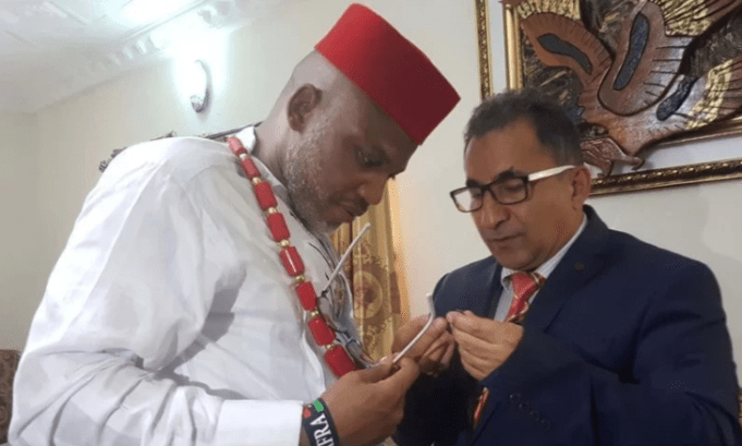 Nnamdi Kanu is Alive