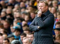 Everton sacks Ronald Koeman as manager
