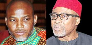 Abaribe replies Nigerian government over Nnamdi Kanu's whereabout