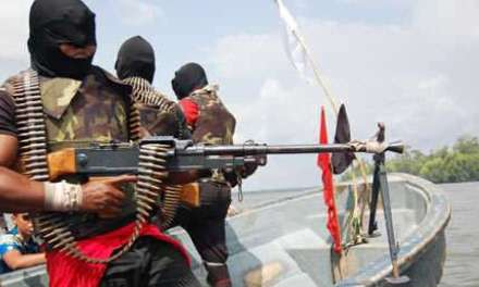 Niger Delta Avengers sets to bomb pipeline in few days