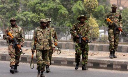 Nigerian Army admits killing vigilante in Edo