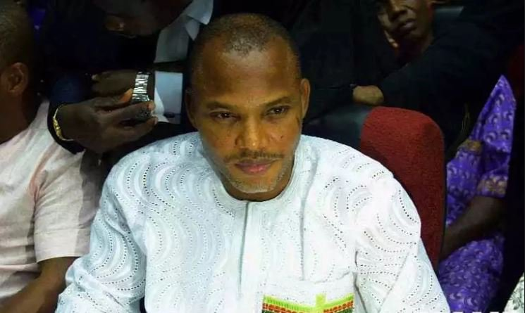 Produce Mazi Nnamdi kanu or face war, says IPOB