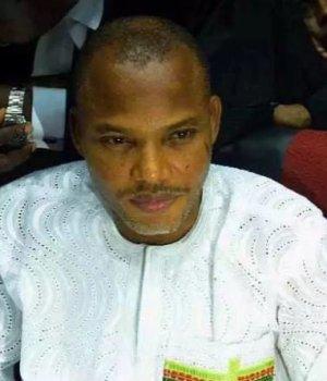 Nigerian Army confirms raiding in Nnamdi Kanu's residence