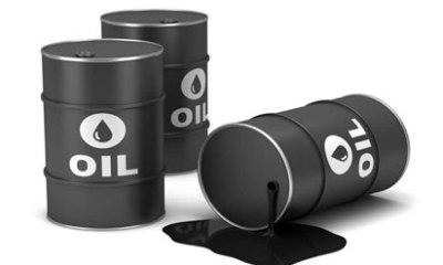 Oil price crashes below $0 a barrel