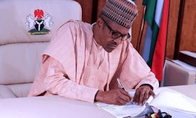 Buhari nominates Ojukwu as NHRC boss, writes Senate for approval