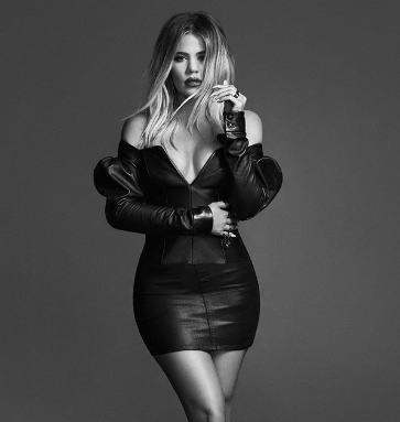 'Pregnant' Khloe Kardashian poses sexy with Slick Woods for her Good American outfits
