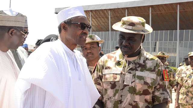United States lawyers to file charges against Buhari, Buratai at ICC