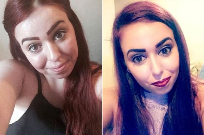 A heartbroken woman spent £350on a 400-mile trip to meet a man she thought was interested in her - only to find out he had played a cruel 'pull a pig' prank