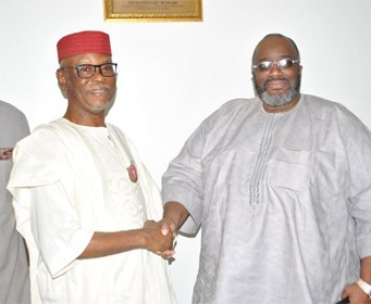 Emeka Ojukwu storms APC headquarter, reveals why he dumped APGA