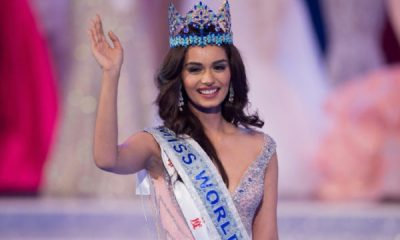 India's Manuchi Chhillar new Miss World